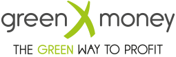 Logo greenXmoney